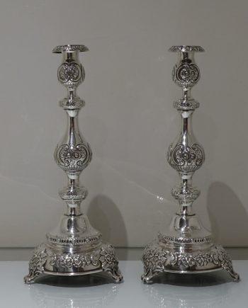 sabbath candlesticks