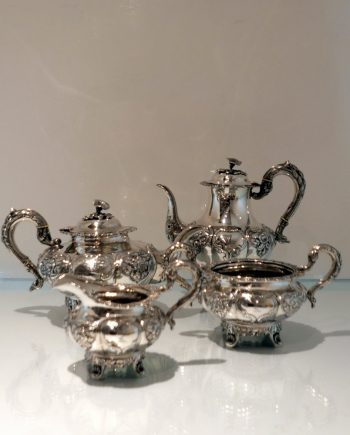 irish teaset