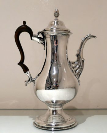 Irish coffee pot