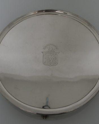 georgian salver