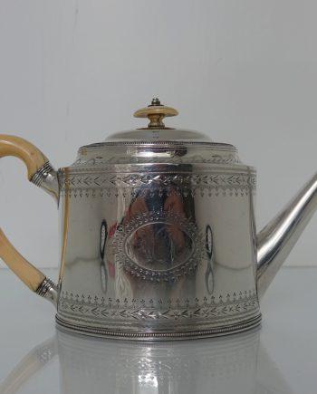 Hester Bateman teapot