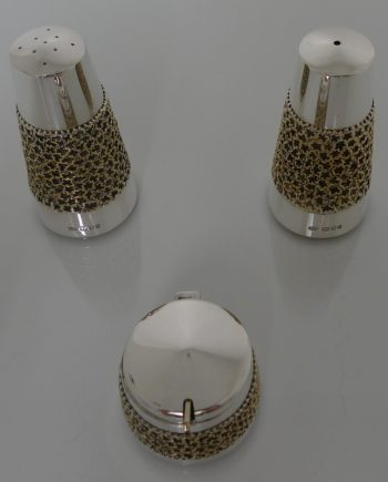 Stuart Devlin condiment set