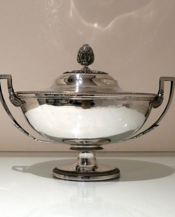 french soup tureen