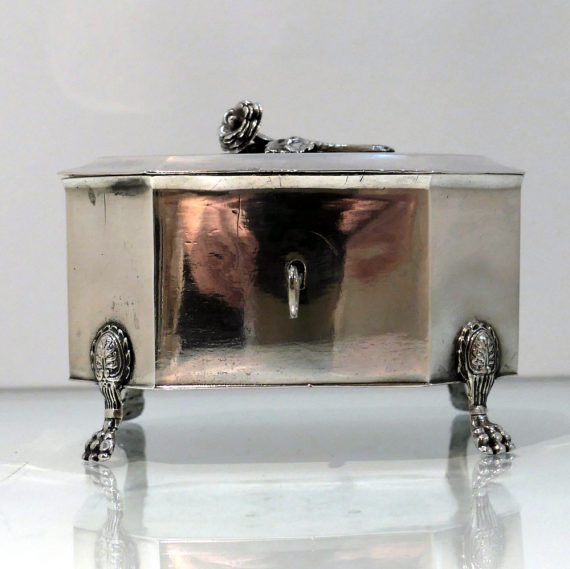 polish sugar box