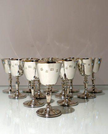 12 goblets