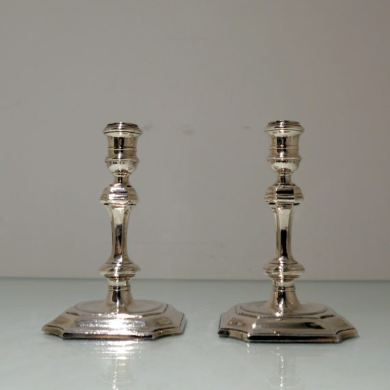 cast candlesticks