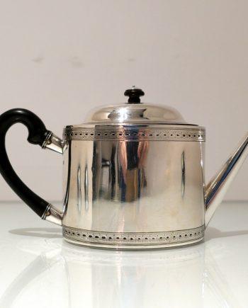 swiss teapot