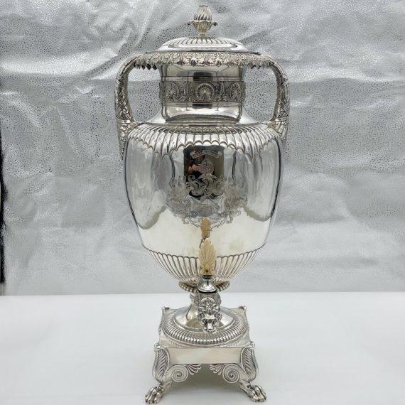 paul storr tea urn